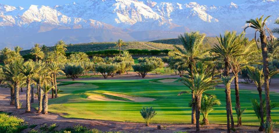 Tarif et Promotion au Golf à Marrakech Maroc