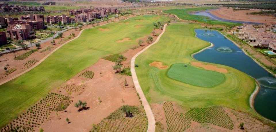 Tarif et Promotion au Golf The Montgomerie à Marrakech Maroc