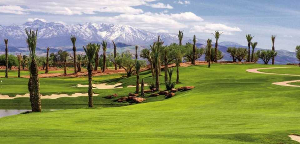 Réservation Tarif Promotion au Palm Golf Bouskoura a Casablanca Maroc