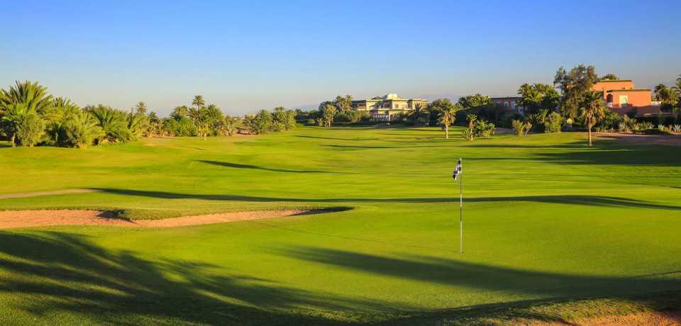 Réservation Tarif et Promotion au Golf Palmeraie à Marrakech Maroc