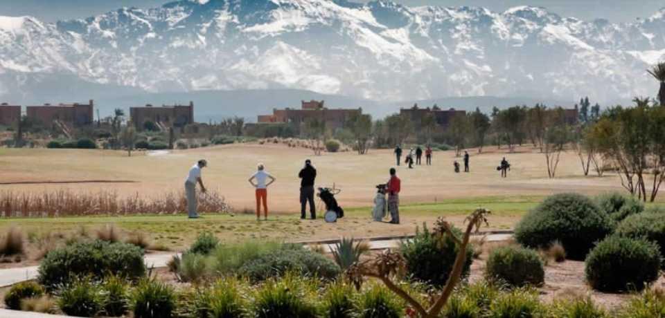 Réservation Tarif et Promotion au Golf Samanah à Marrakech Maroc