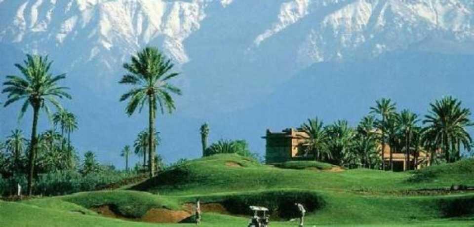 Tarif et Promotion au Golf Atlas à Marrakech Maroc