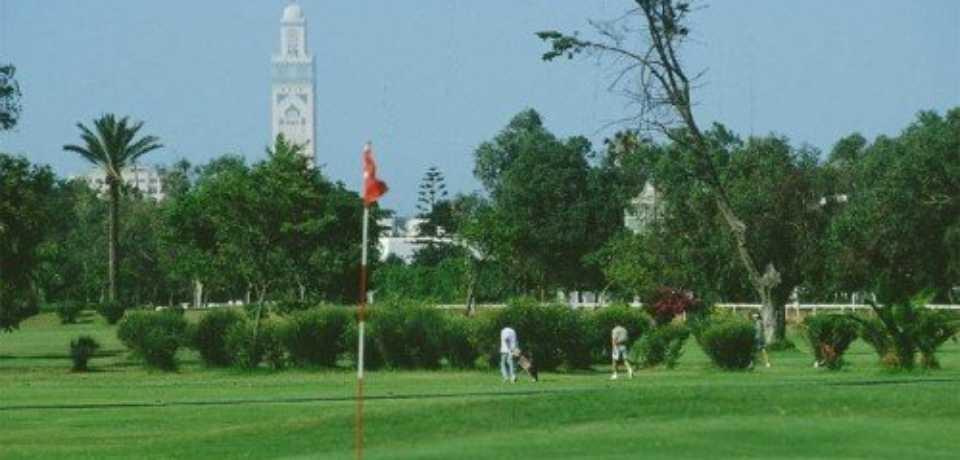 Reservation Tee-Time au golf Anfa mohammedia a casablanca maroc