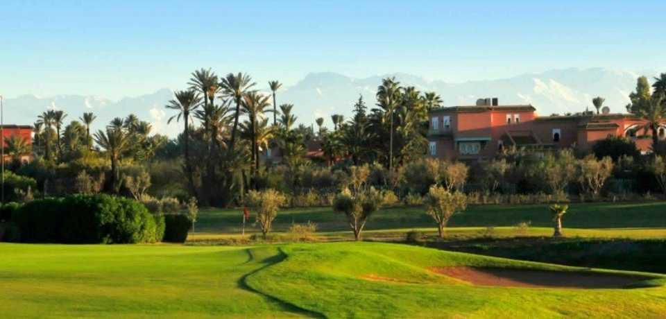 Réservation Tee-Time au Golf La Noria à Marrakech Maroc