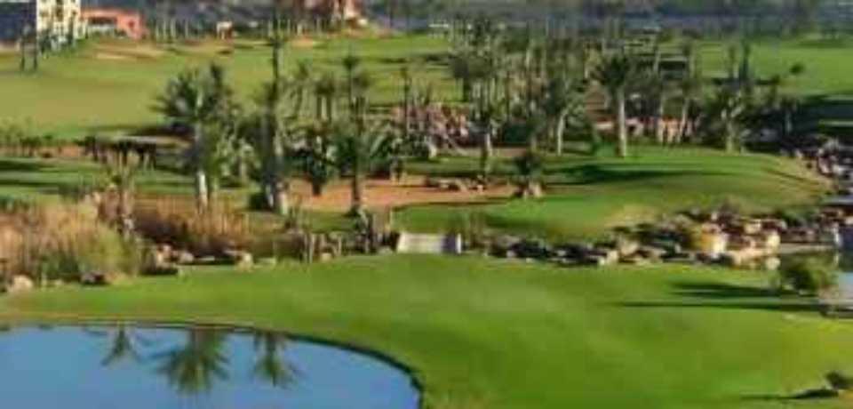 Réservation Tee-Time au Golf Samanah à Marrakech Maroc