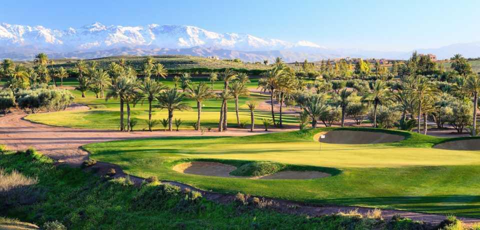 Réservation Tee-Time au Golf Assoufid à Marrakech Maroc