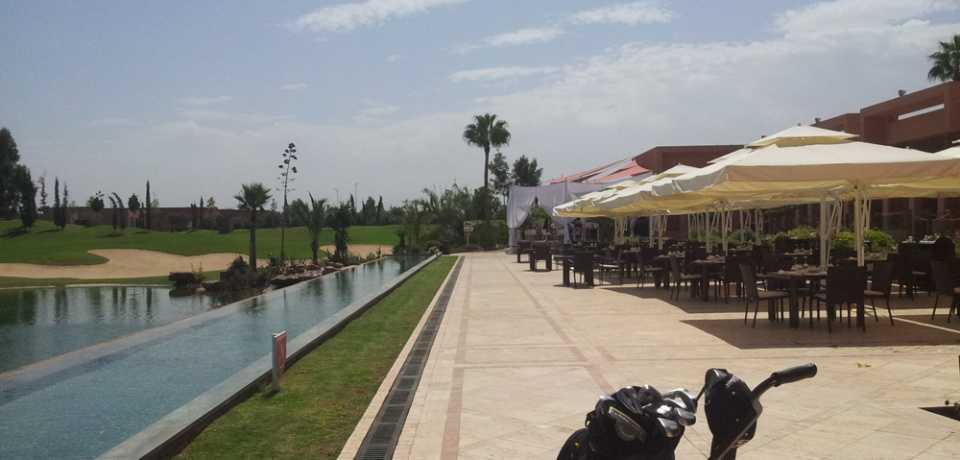 Réservation Tee-Time au Golf Atlas à Marrakech Maroc