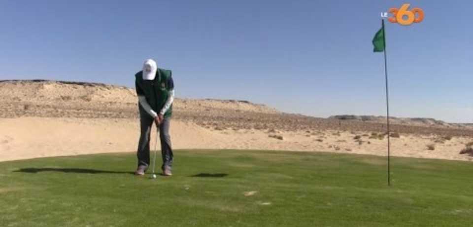 Réservation Tee-Time au Golf Dakhla Maroc