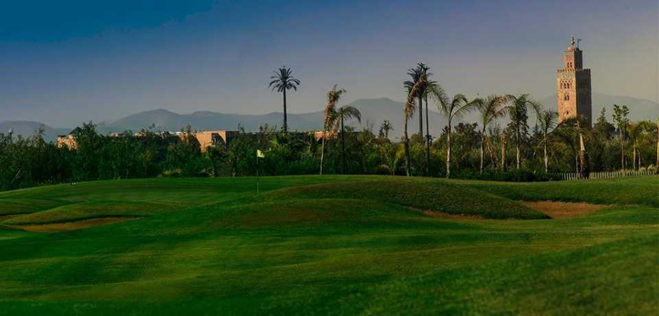 Réservation Tee-Time au Golf The Montgomerie à Marrakech Maroc