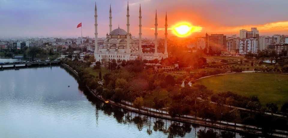 Golf a Adana Turquie
