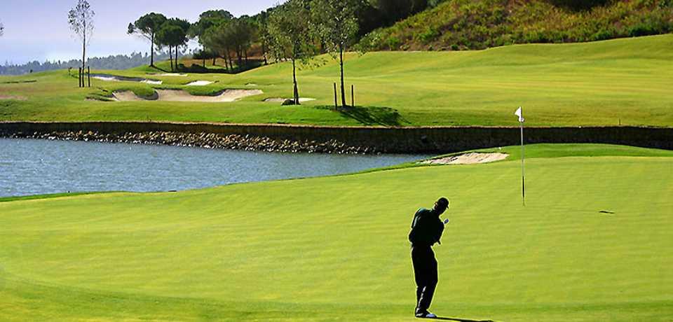 Golf en Andalousie Espagne