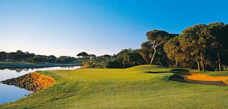 Golf en Charneca da Caparica