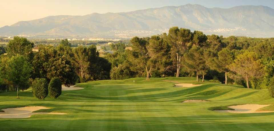 Golf Torremirona à Catalogne en Espagne