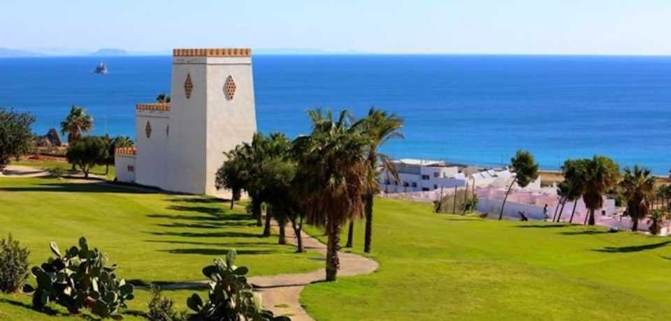 Golf Marina Mojacar en Espagne