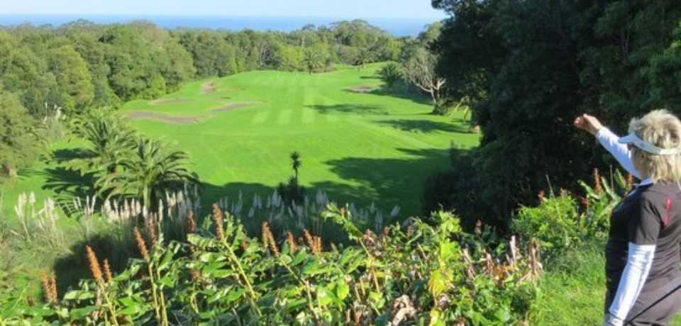 Réservation Golf en Azoren