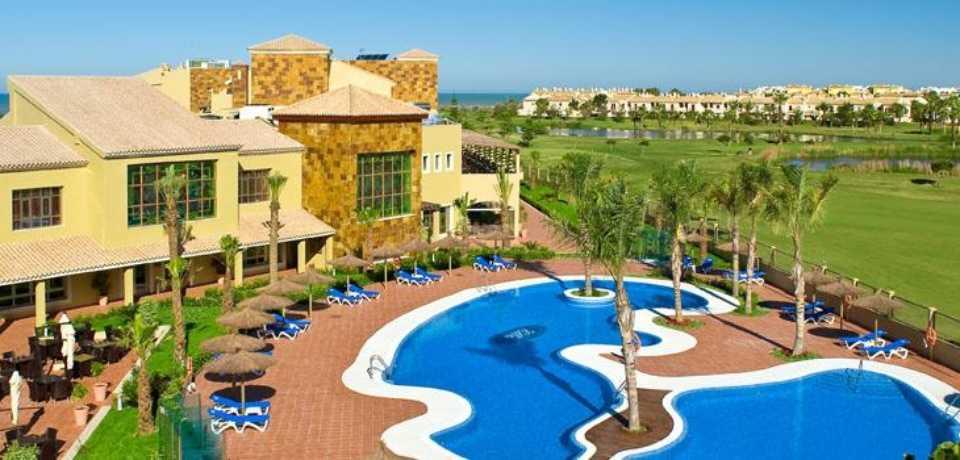 Réservation Forfait Package au Golf en Costa de Almería en Espagne