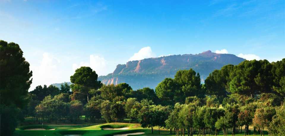 Golf Barcelone à Catalogne en Espagne