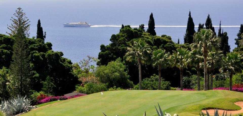 Réservation Forfait package au Golf à Gomera, île des Canaries en Espagne
