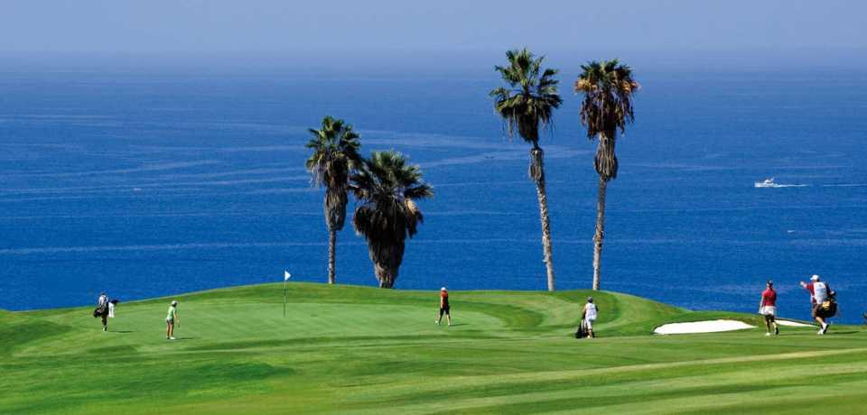 Réservation Green Fee au Golf à Tenerife en Espagne