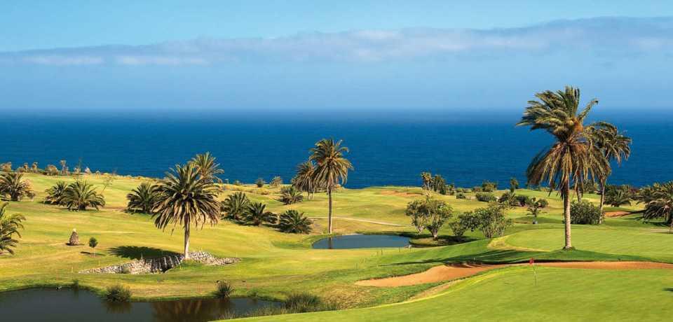 Golf Buenavista à Tenerife en Espagne