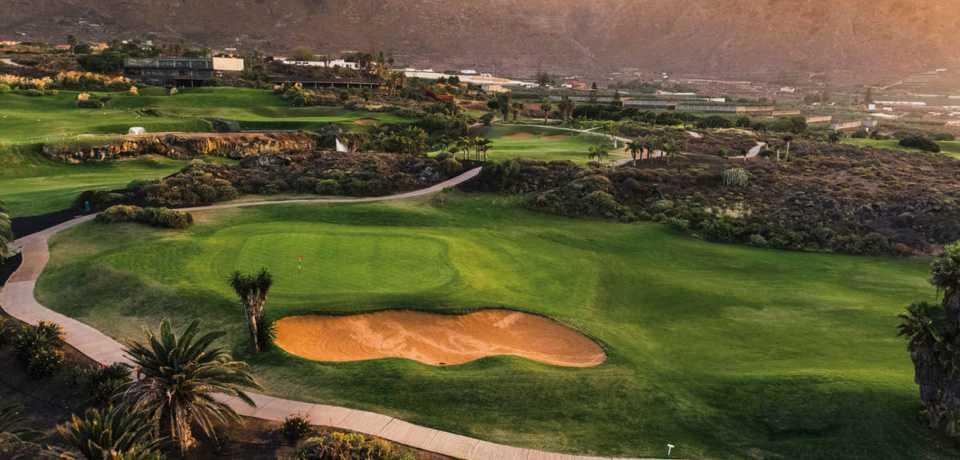 Réservation Golf à Tenerife en Espagne