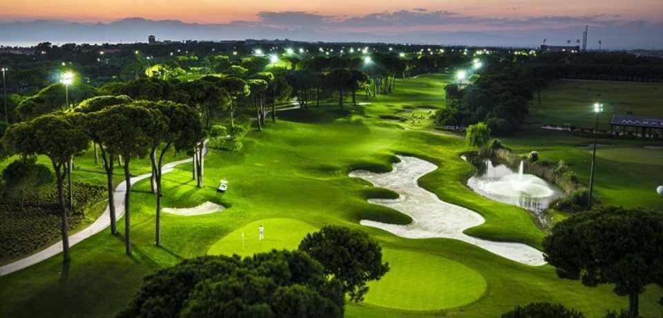 Golf Carya en Turquie