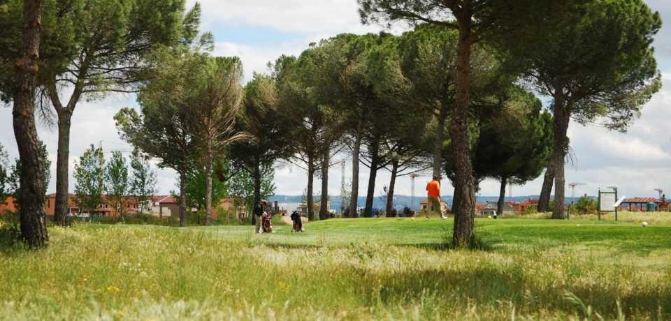 Golf Aldeamayor à Castille en Espagne