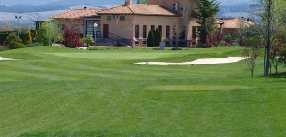 Golf Augusta Calatayud à Aragon en Espagne