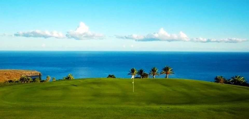 Réservation Tee Time au Golf à Gomera, île des Canaries en Espagne