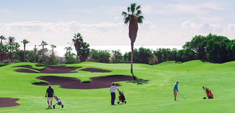 Golf Del Sur à Tenerife en Espagne