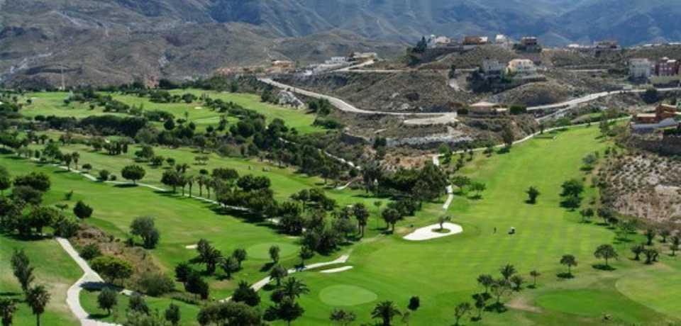 Golf Envia en Espagne