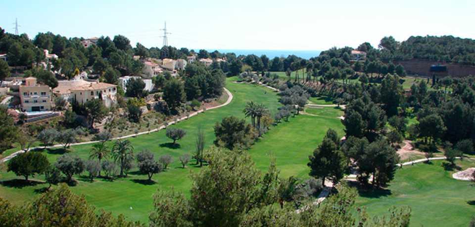 Golf Don Cayo à Valence en Espagne