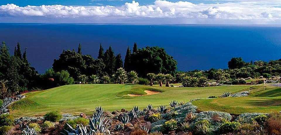 Golf Tenerife à Gran Canaria, île des Canaries en Espagne