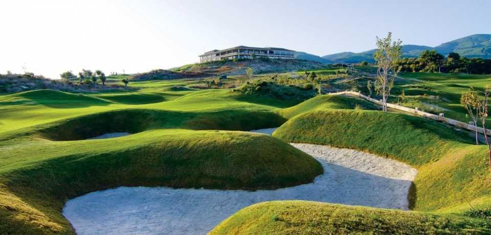Réservation Golf au Bodrum en Turquie