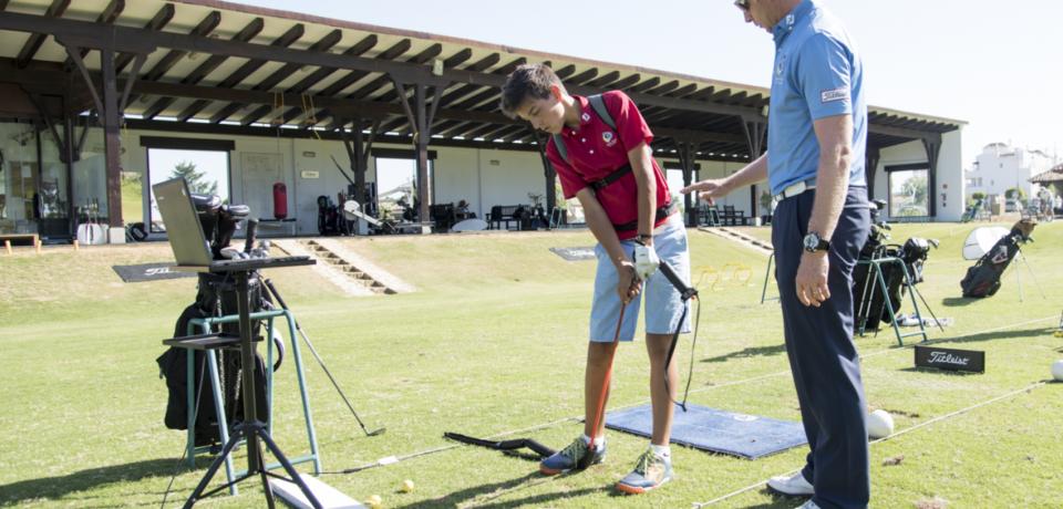 Réservation Stage, Cours et Leçons Golf en Espagne