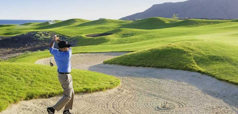 Réservation Stages, Cours et Leçon au Golf à Lesîles Canaries en Espagne