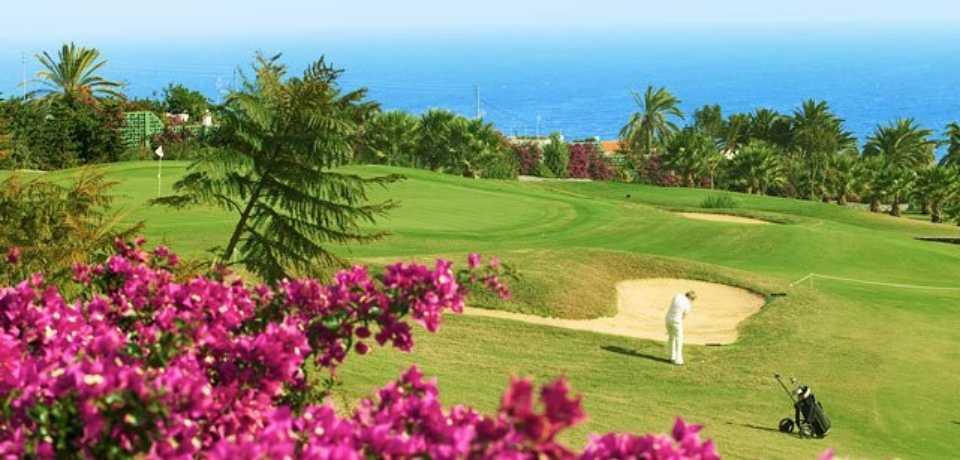 Réservation Stages, Cours et Leçons au Golf à Gomera, île des Canaries en Espagne