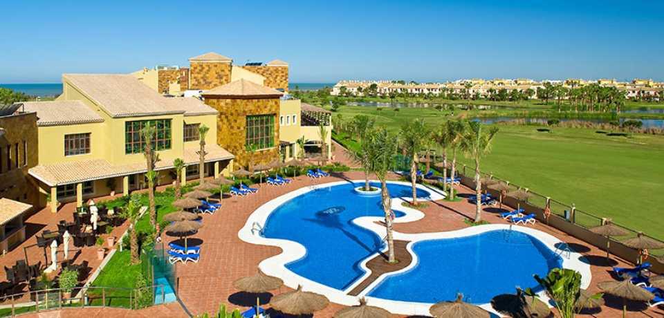 Réservation Forfait et Package au Golf en Andalousie Espagne