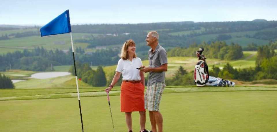 Réservation Forfait Package au Golf en Turcifal