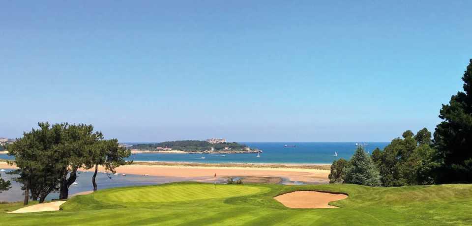 Réservation Stage, Cours et Leçon au Golf à Cantabrie en Espagne
