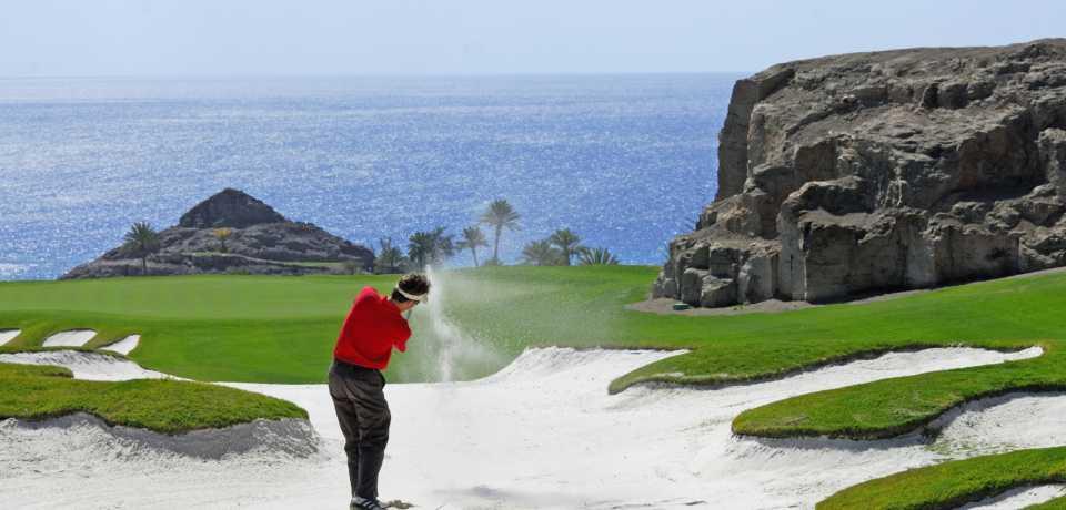 Golf à Gran Canaria, Les Canaries en Espagne
