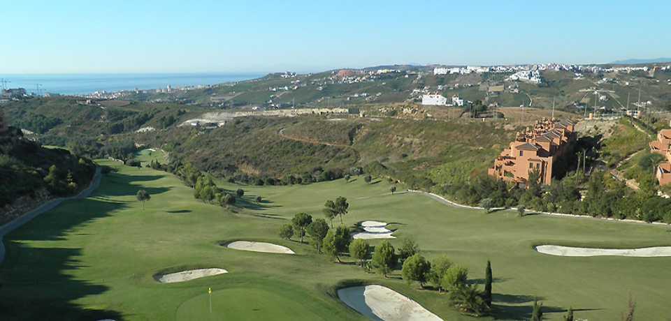 Réservation Green Fee au Golf en Andalousie Espagne