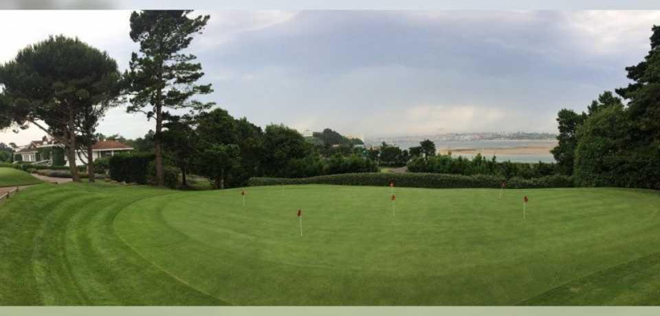 Real Golf de Pedreña à Cantabria en Espagne