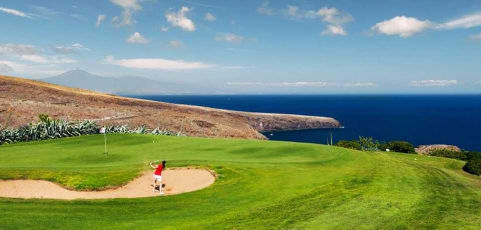 Réservation Green Fee au Golf à Gomera, île des Canaries en Espagne