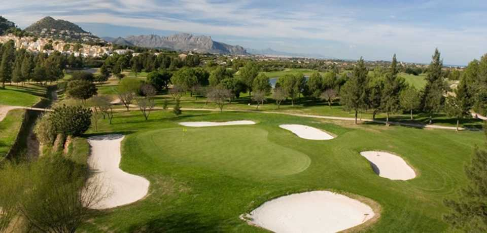 Golf La Sella à Valence en Espagne