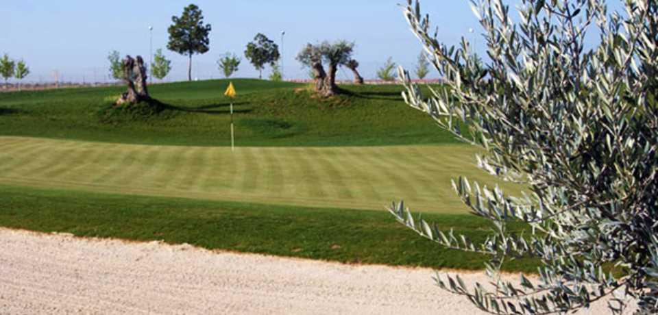 Golf Senorioà Castille – La Manche en Espagne