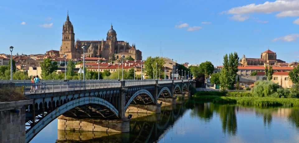 La Castille et León en Espagne
