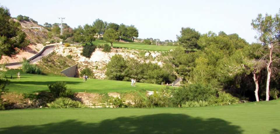 Golf Las Ramblas à Valence en Espagne