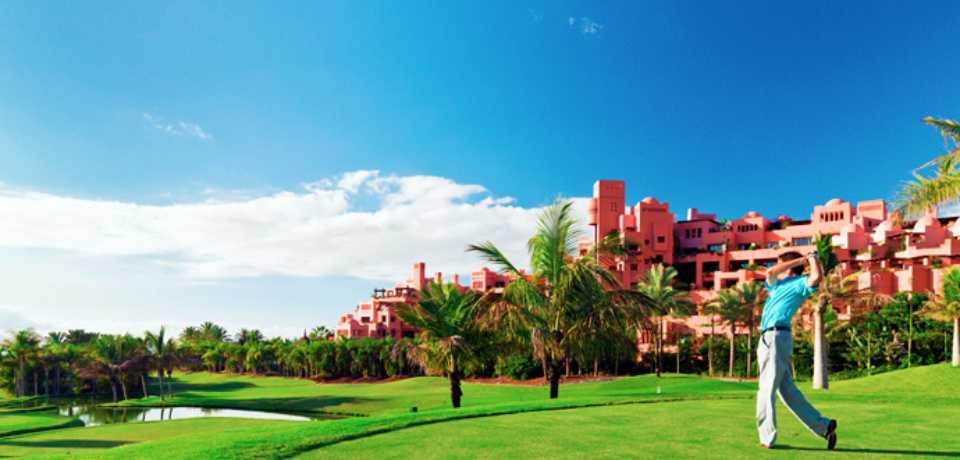 Réservation Forfait package au Golf en Espagne