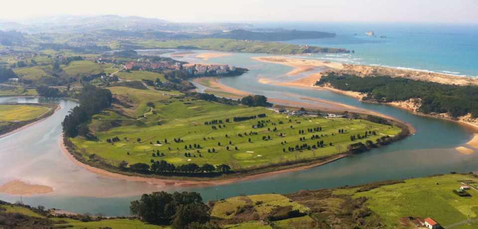 Réservation Golf à Cantabrie en Espagne